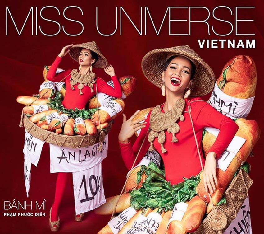 quốc phục của đại diện các nước dự thi Miss Universe 2018 1