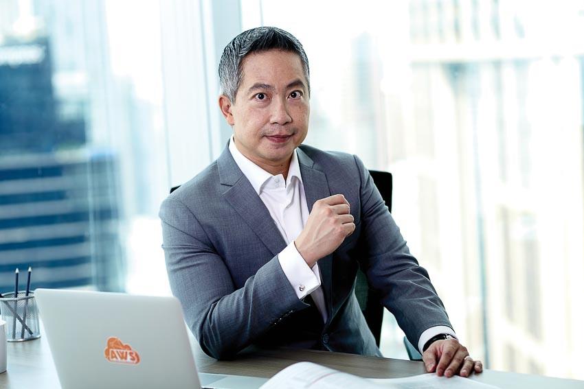 Tiến sĩ Chawapol Jariyawiroj, Giám đốc quốc gia, Amazon Web Services (AWS) Thái Lan