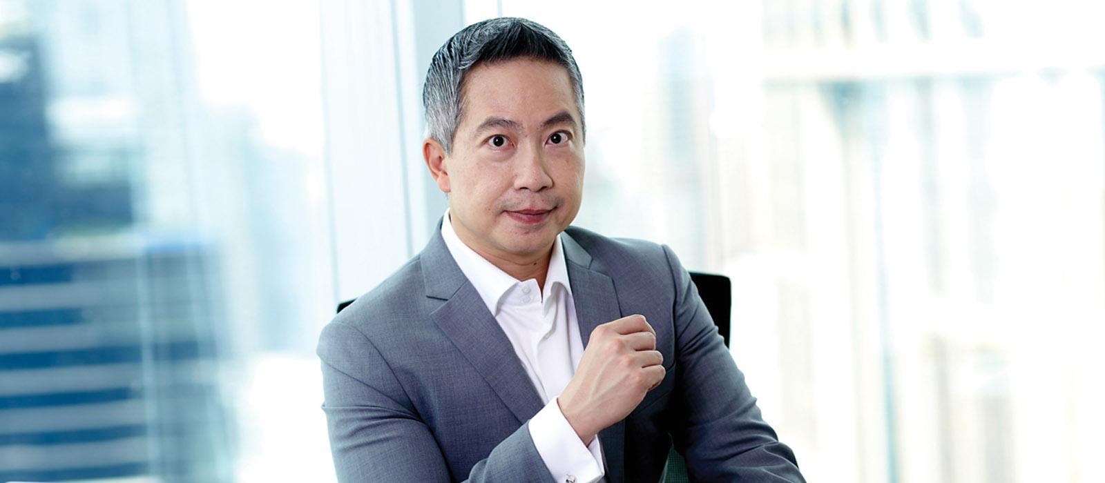 Tiến sĩ Chawapol Jariyawiroj, Giám đốc quốc gia, Amazon Web Services (AWS) Thái Lan 1