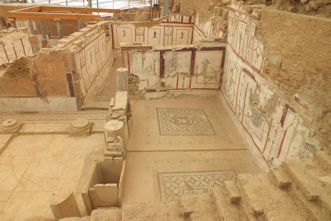 Nhà của giới quý tộc La Mã