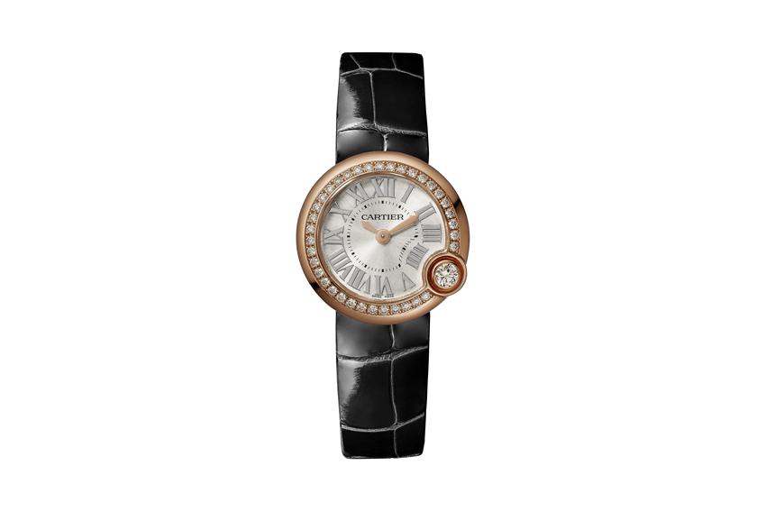 Đồng hồ Cartier quý phái