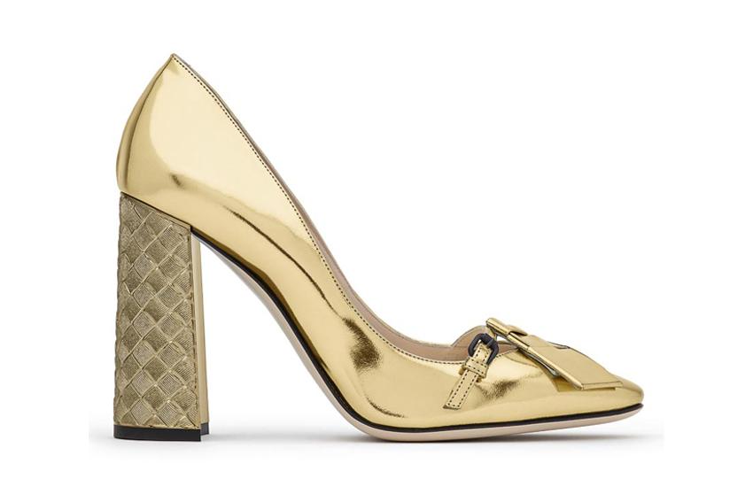 Giày cao gót của Bottega Veneta
