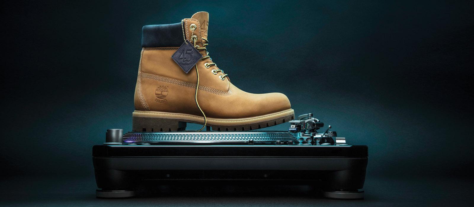 Timberland giới thiệu bộ sưu tập mới nhân kỷ niệm 45 năm thành lập 9