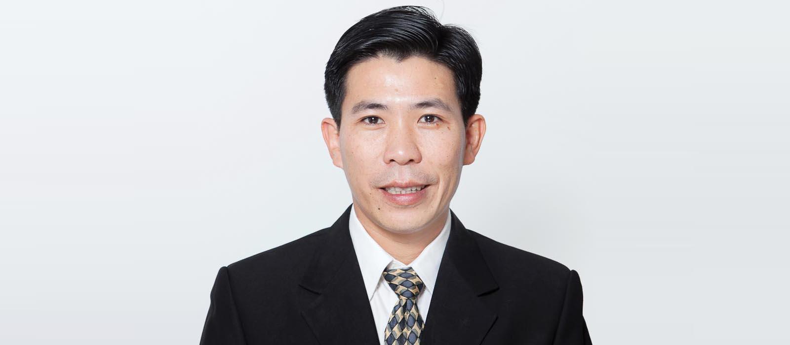 Ông Trương Anh Hải, Phó tổng giám đốc của NS BlueScope Việt Nam