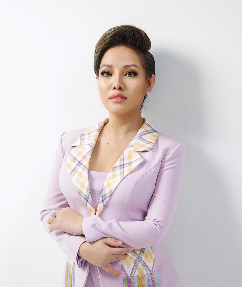 Bà Nguyễn Thị Thanh Tú, Chủ tịch HĐQT kiêm Tổng giám đốc TLM Real Estate Corporation