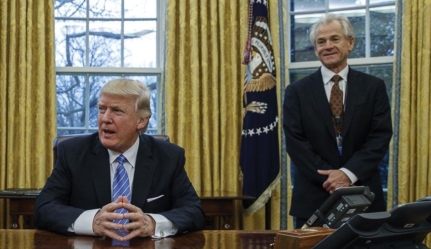 Peter Navarro: Người đứng sau học thuyết thương mại của ông Trump 2