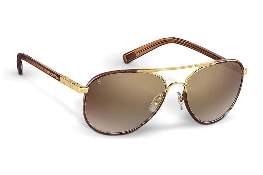 Mắt kính Attraction Pilot của Louis Vuitton