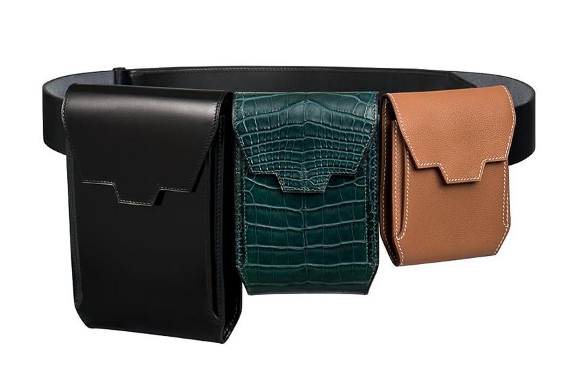 Túi – thắt lưng thời thượng của Hermès
