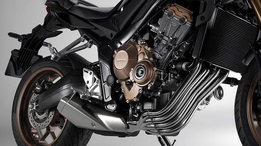 Động cơ xe Honda CB650R 2019 3