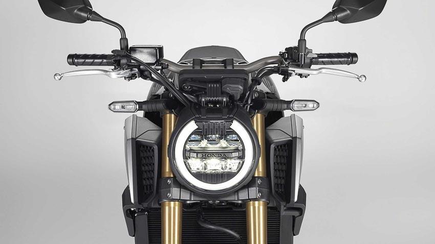Đầu xe Honda CB650R 2019 1