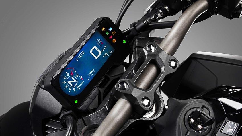 Đầu xe Honda CB650R 2019 2