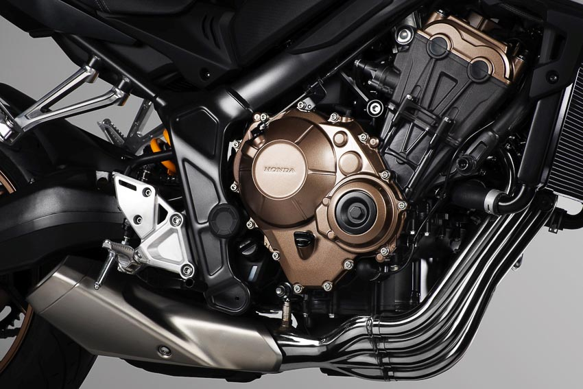 Động cơ xe Honda CB650R 2019 1