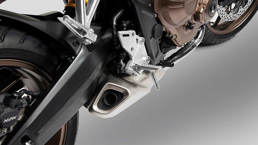 Động cơ xe Honda CB650R 2019 2