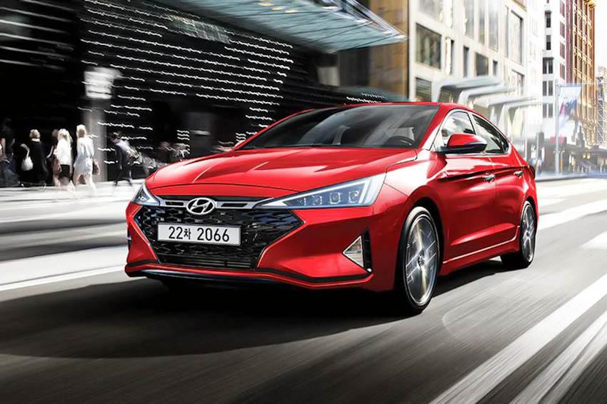Hyundai Avante Sport 2