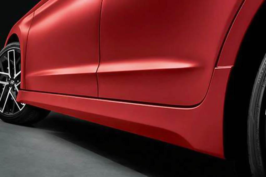 Viền xe Hyundai Avante Sport