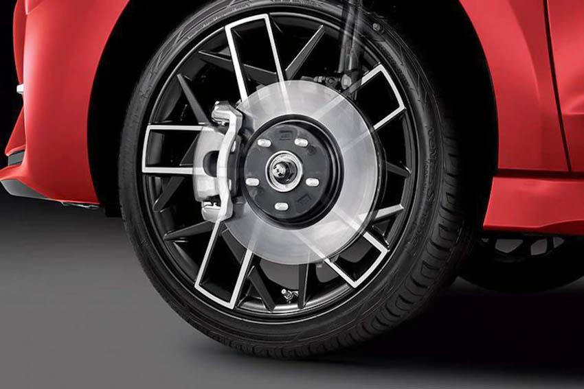 Bánh xe Hyundai Avante Sport