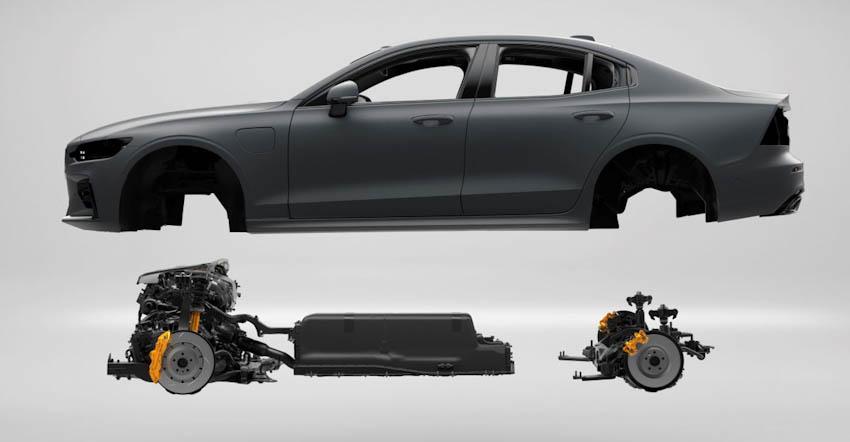 Volvo S60 T8 Twin Engine Polestar Engineered 4