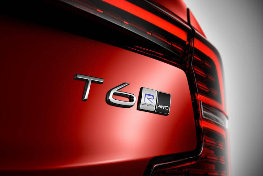 Volvo S60 T6 AWD R-Design 6
