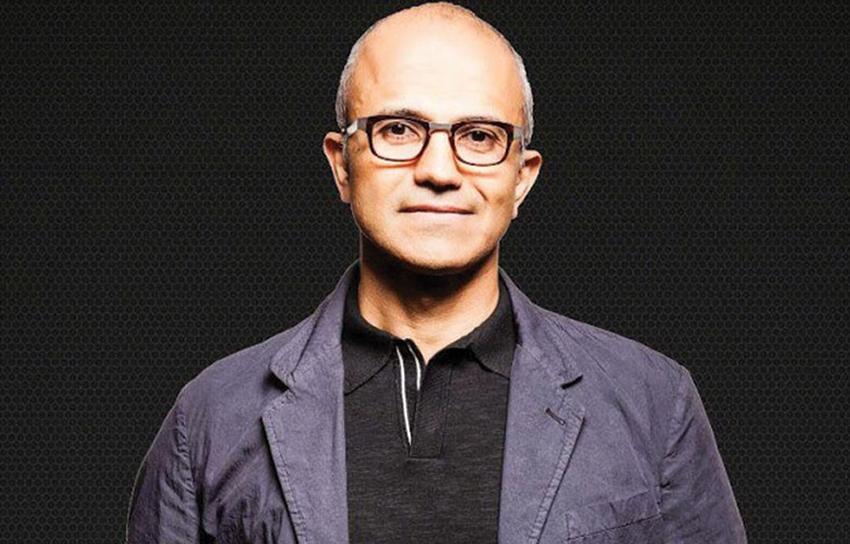 CEO Satya Nadella của Microsoft - 2