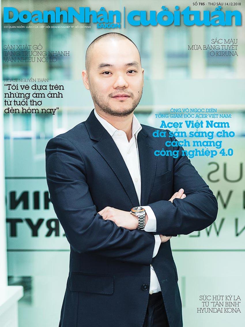 Acer Việt Nam đã sẵn sàng cho cách mạng công nghệ 4.0 4