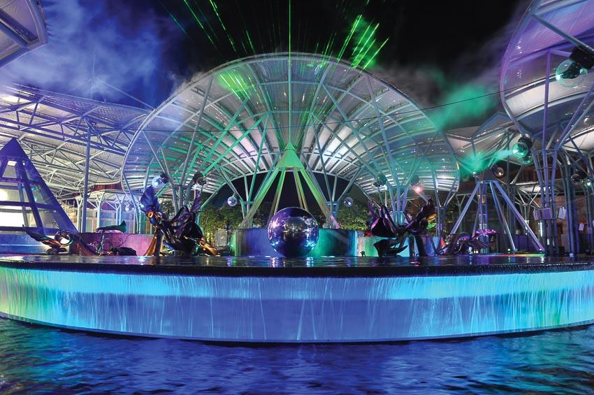 Kỳ nghỉ thú vị của gia đình tại Resorts World Sentosa 15