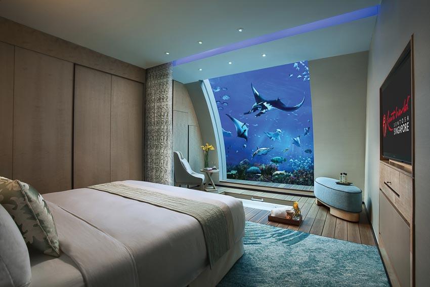 Kỳ nghỉ thú vị của gia đình tại Resorts World Sentosa 16
