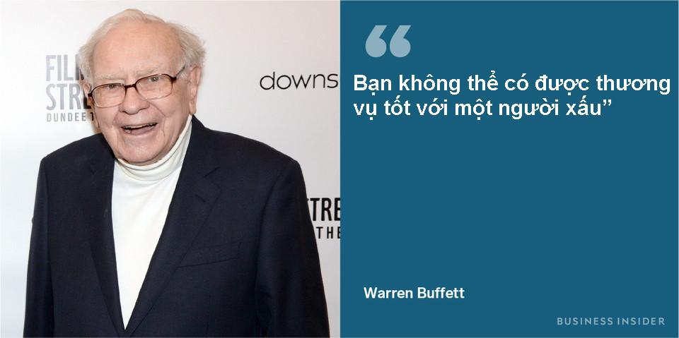Nhung cau noi bat hu cua nha dau tu huyen thoai Warren Buffett hinh anh 1