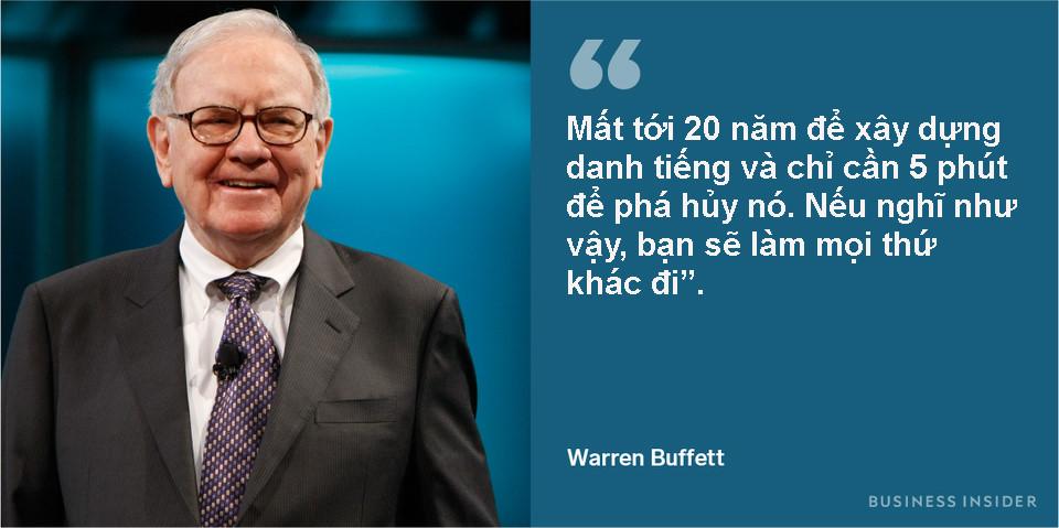 Nhung cau noi bat hu cua nha dau tu huyen thoai Warren Buffett hinh anh 4
