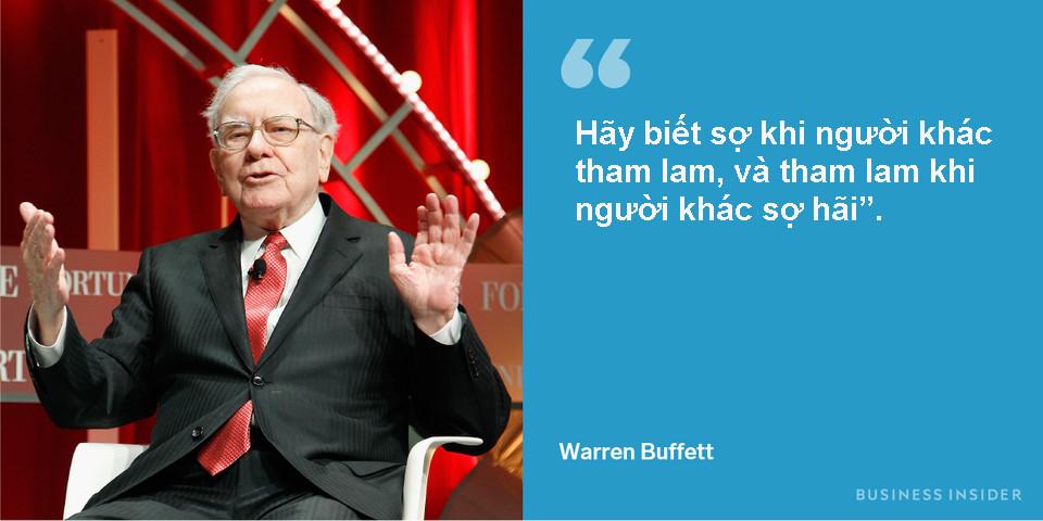 Nhung cau noi bat hu cua nha dau tu huyen thoai Warren Buffett hinh anh 8