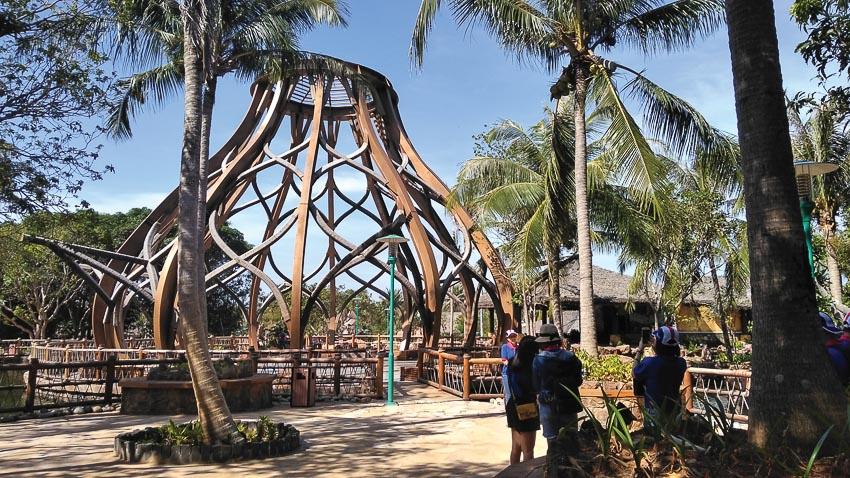 Kiến trúc nghỉ dưỡng đẹp mắt ở hòn Thơm