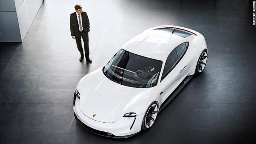 2019 được dự báo là năm của ôtô điện xa xỉ 4
