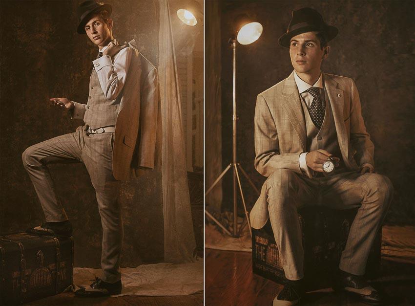 Bộ ảnh tái hiện chân dung qua các thập niên từ 1920 đến nay của NAG Ali Dreyfuss 3