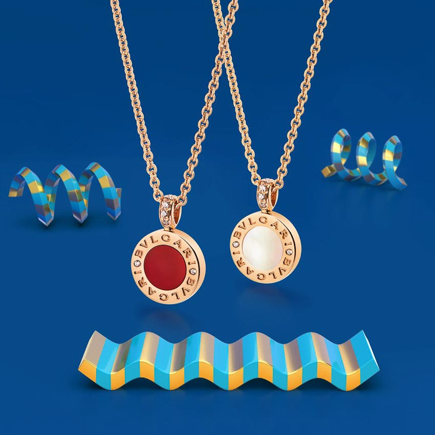 Bvlgari giới thiệu bộ sưu tập phụ kiện mới đầy màu sắc 2