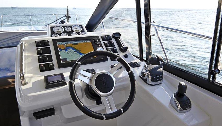 Trải nghiệm đẳng cấp trên du thuyền Jeanneau Leader 40 3