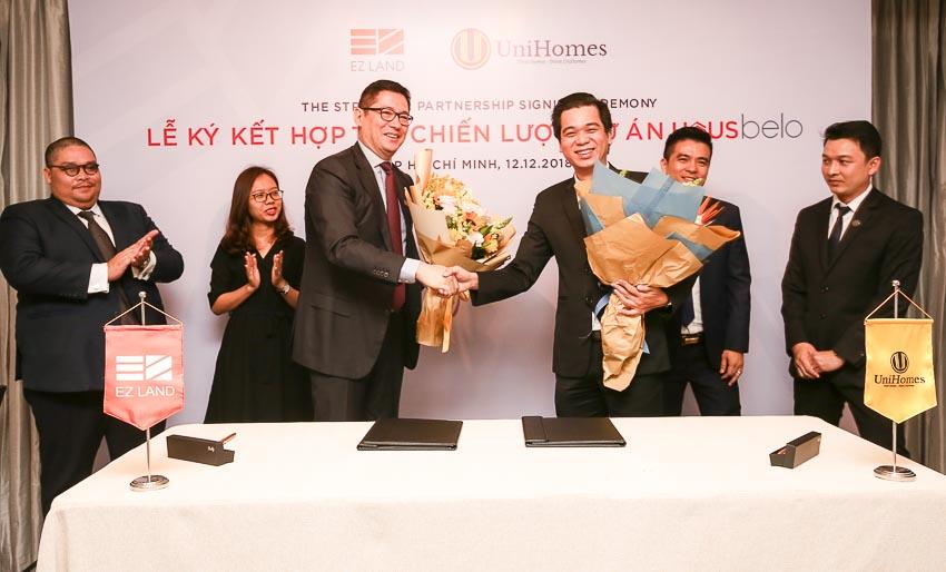 EZ Land VN hợp tác cùng UniHomes cho dự án HausBelo 3