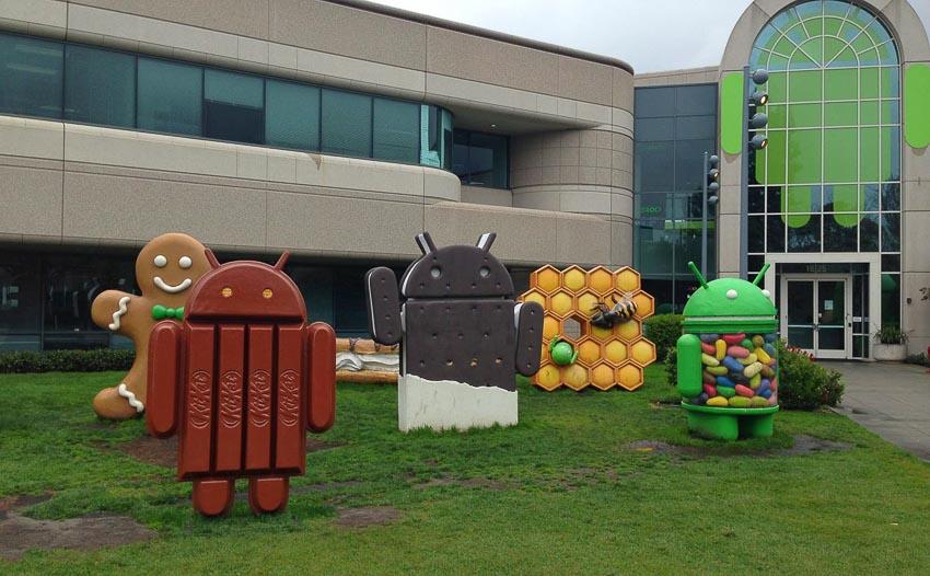 Google ngưng hỗ trợ phát triển ứng dụng cho Android 4.0 Ice Cream Sandwich 2