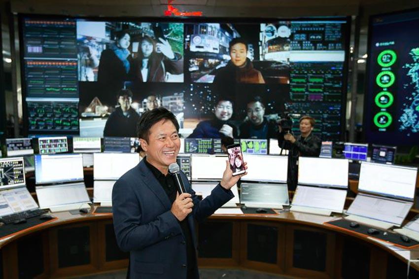 Hàn Quốc chính thức đưa vào hoạt động mạng 5G 3