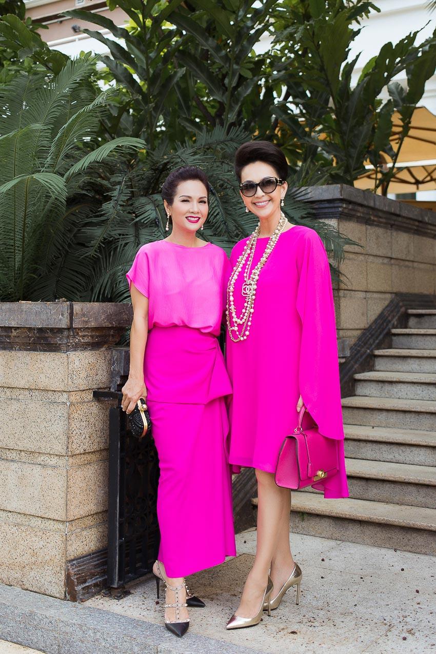 Hoa hậu Kiều Khanh 6