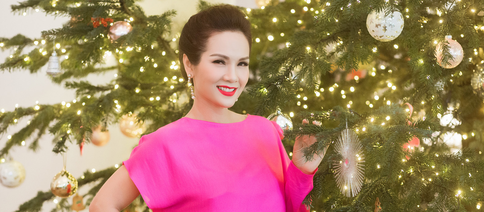 Hoa hậu Kiều Khanh 9