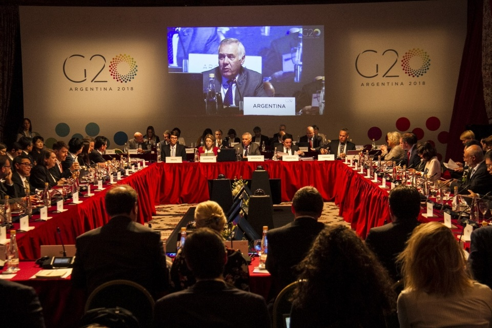 Hội nghị thượng đỉnh G20 chính thức khai mạc tại Argentina