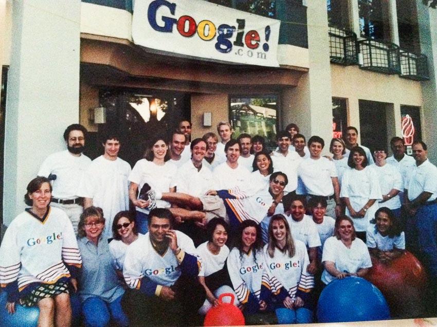 """Khi John Doerr mang """"quà"""" cho các nhà sáng lập Google 1"""