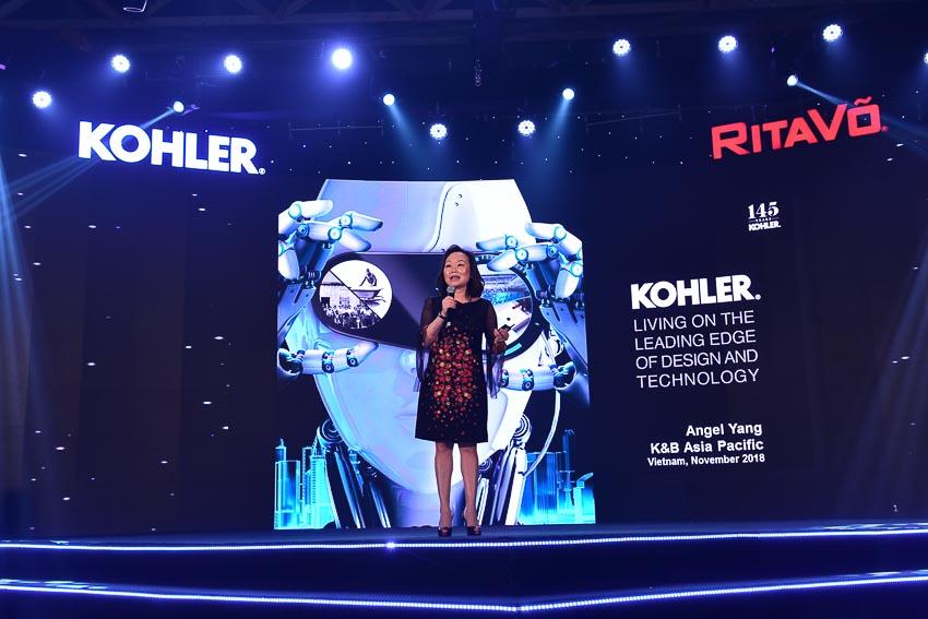 Kohler đã tổ chức lễ kỷ niệm 12 năm tại thị trường VN 1