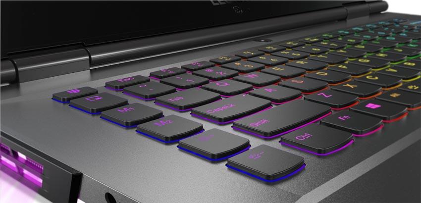 Trải nghiệm mới với laptop Gaming Lenovo Legion Y730 5