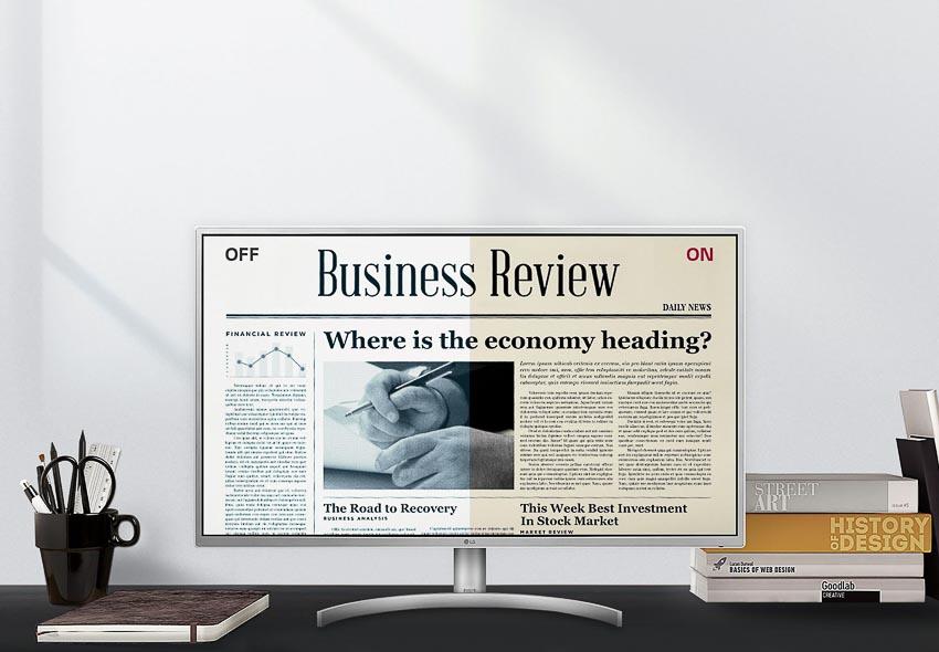 """LG ra mắt màn hình 32"""", IPS phân giải QHD, 75 Hz FreeSync, viền mỏng, giá chỉ 300 USD 2"""