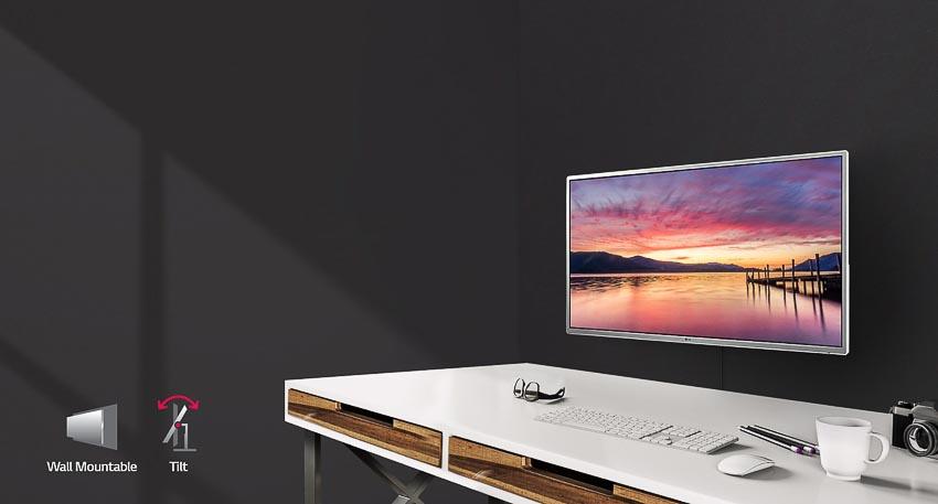 """LG ra mắt màn hình 32"""", IPS phân giải QHD, 75 Hz FreeSync, viền mỏng, giá chỉ 300 USD 6"""