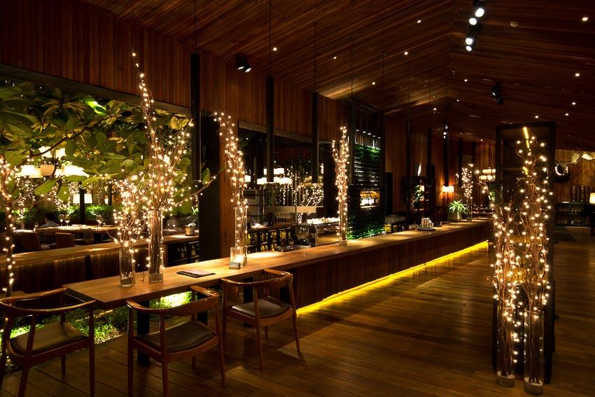 nhà hàng the LOG 4