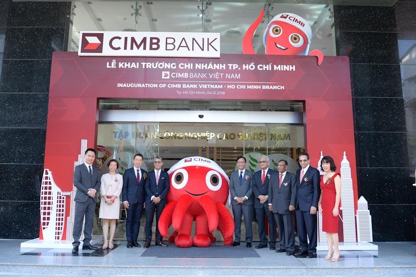 Ngân hàng CIMB khai trương chi nhánh tại TP.HCM 2