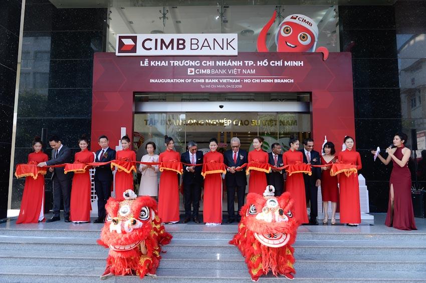Ngân hàng CIMB khai trương chi nhánh tại TP.HCM 3