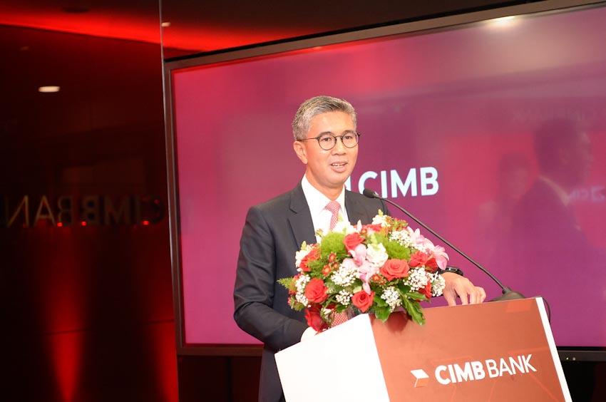 Ngân hàng CIMB khai trương chi nhánh tại TP.HCM 4