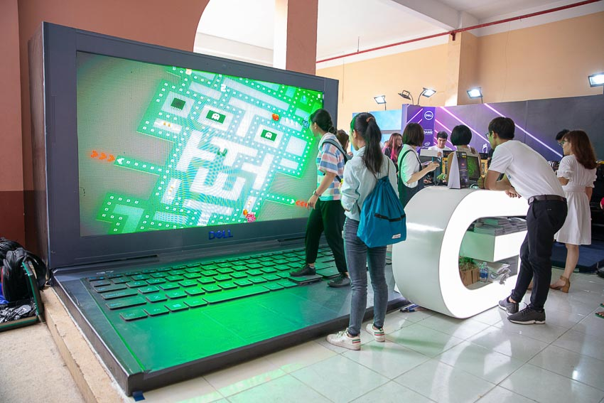 """Ngày hội công nghệ """"A day with Dell"""" tại TP. Hồ Chí Minh 9"""